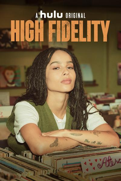 high fidelity dizisi poster